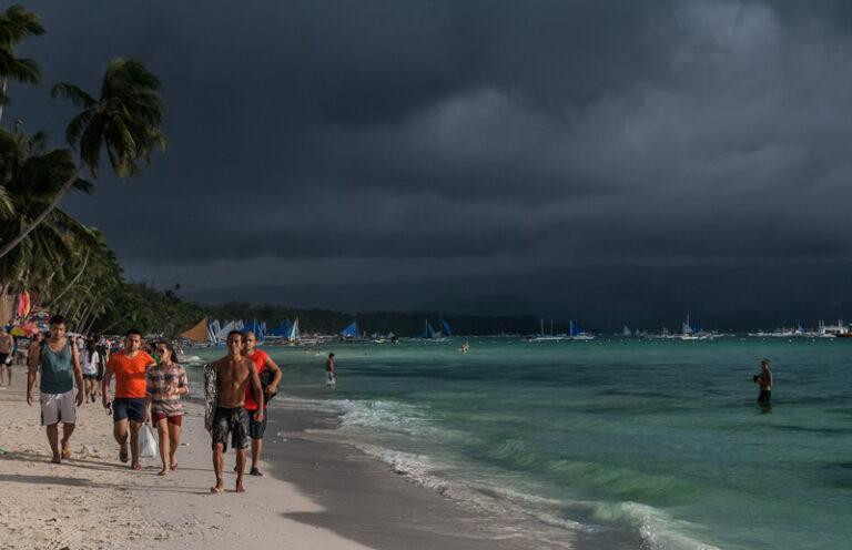 Boracay White Beach Боракай Белый пляж